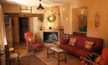 Casa Rural Las Tejas en El Picazo a 30Km. de Fuensanta