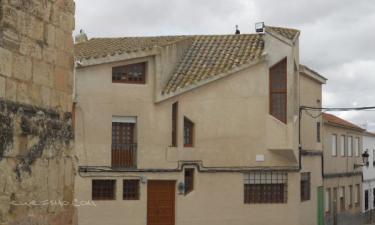 Casa Obispo Ramirez 2 en Villaescusa de Haro a 47Km. de Zafra de Záncara