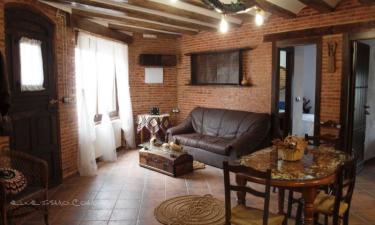 Casa Rural Balcon de San Roque en Valverde de Júcar a 33Km. de Alarcón