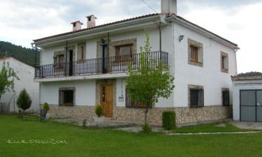 Casa Rural Hipolita I en Vega del Codorno (Cuenca)