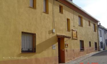 Casa Rural Jabaga en Cuenca a 65Km. de Horcajada de la Torre
