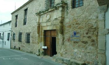 Casa Palacio Uclés en Uclés a 44Km. de Horcajada de la Torre