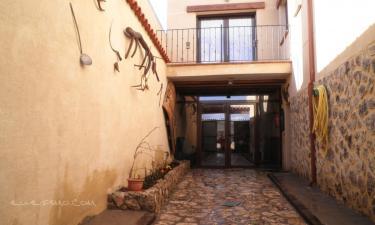El Mirador de Carboneras  en Carboneras de Guadazaón a 30Km. de Valdemoro-Sierra