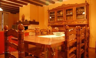 Casa Rural San Anton en El Provencio a 35Km. de Villaescusa de Haro