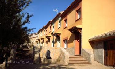 Casas Rurales Las Cerrás en Las Majadas a 24Km. de Sotorribas