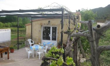 Casa Rural la Solana en Valdemoro-Sierra (Cuenca)