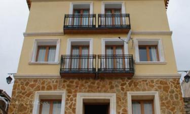 Casa Campestre las Endrinas en Zafrilla (Cuenca)