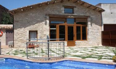 Casa Rural La Cabanya, rural & wellness en Porqueres (Gerona)