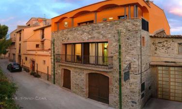 Casa Rural Cal Ferrer del Castell en Espolla (Gerona)