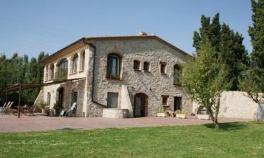 Casa Rural Mas del Joncar en Sant Pere Pescador (Gerona)
