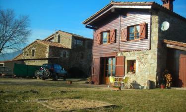 Casa Rural Can Pol de Dalt en Anglès a 21Km. de Riudarenes