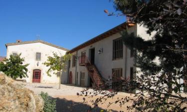 Casa Rural Mas Martorell en Caldes de Malavella a 8Km. de Riudellots de La Selva