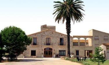 Can Mas en Sant Pere Pescador a 10Km. de Castellò d'Empúries