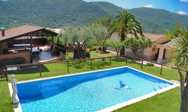 Casa Rural El Solei en Pujarnal a 15Km. de Esponellà