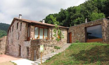 Can Soler de Rocabruna en Camprodón a 15Km. de Llanars