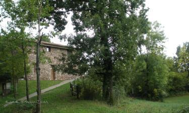 Can Simonet de Rocabruna en Camprodón a 3Km. de Llanars