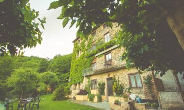 Casa Etxalde en Camprodón a 3Km. de Llanars