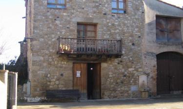 Can Cebrià en Esponellà (Girona)