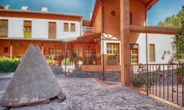 Casa Rural Molino Rosa Maria Serrano en Monachil (Granada)