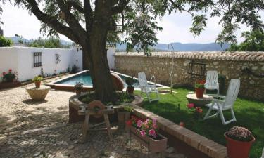 Casa Rural Cortijo Molino Los Justos en Algarinejo (Granada)