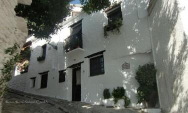 Casa Rural Casa Nicolasa en Capileira a 6Km. de Pitres