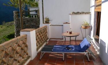 Casa Rural Casa de la Luz en Bubión a 4Km. de Pitres