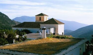 Foto2 Casa Rural Casa de la Luz Granada Andalucía