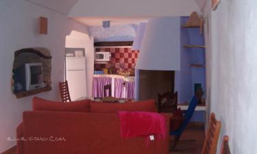 Casa Rural Balcon de Pulpite en Cúllar (Granada)