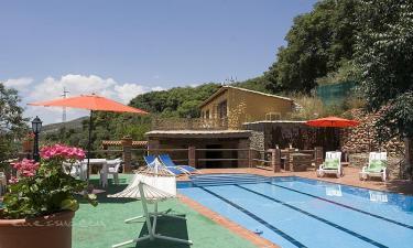 Casas Rurales Cortijo Puerta en Orgiva a 25Km. de Motril