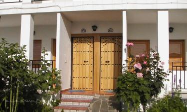 Casa Rural Casas Blancas en Mecina-Bombarón a 11Km. de Juviles