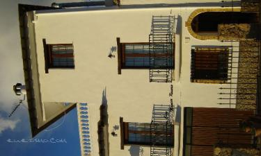 Casa Rural Casa Mamica Rosario en Yegen (Granada)