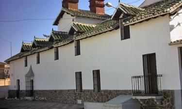 Casa Rural Casa Reina en Ventas de Zafarraya (Granada)
