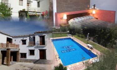 Casa Rural Balcón de Válor en Válor a 11Km. de Mecina-Bombarón