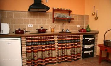 Casa Rural Callejón del duende en Dílar a 5Km. de Otura
