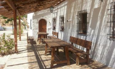 Casa Cueva negratin en Cuevas del Campo (Granada)