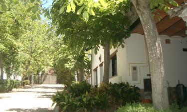 Casa Rural Casa de Wamba en Alfacar (Granada)