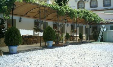 Casa Rural Cuevas Olmos en Purullena (Granada)