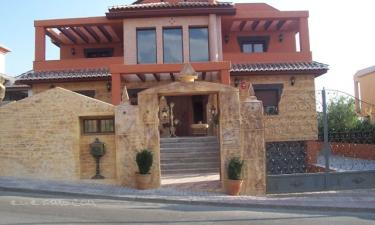 Casa Rural Laurel de la Reina en La Zubia a 7Km. de Monachil