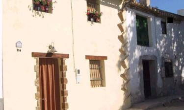 Casa Rural El Chico en Fornes (Granada)