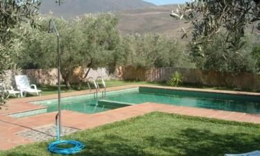 Casa Rural Cortijo los Correas en Orgiva a 27Km. de Motril