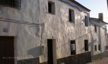 Casa Rural Casa Real de Agron. en Agrón (Granada)