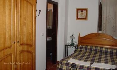 Beatriz Alojamientos Rurales en Capileira a 6Km. de Pitres