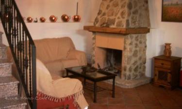 Casa Cotorras en Píñar (Granada)