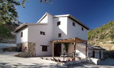 La Casa del Agua en Montefrío a 22Km. de Algarinejo