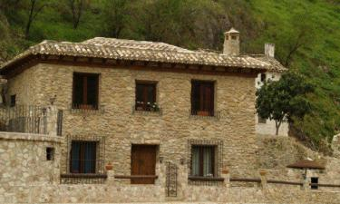 Cortijo Pesquera en Algarinejo (Granada)