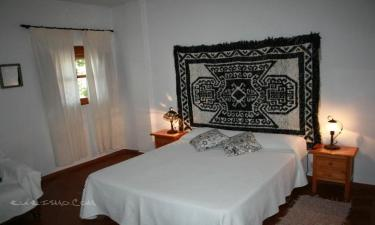 Casa de la Fuente en Bubión (Granada)