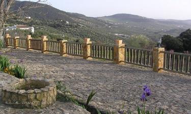 Cortijo el Molinillo en Algarinejo (Granada)