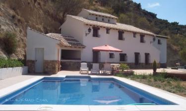 Casa Iratxe en Montefrío (Granada)
