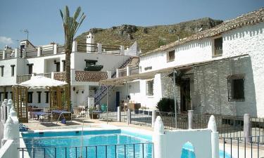 Alojamientos rurales Cortijo del Norte  en Conchar (Granada)
