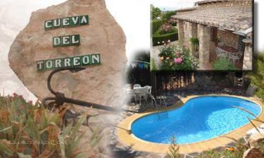 Cuevas del Torreón y El Torreón en Castilléjar (Granada)
